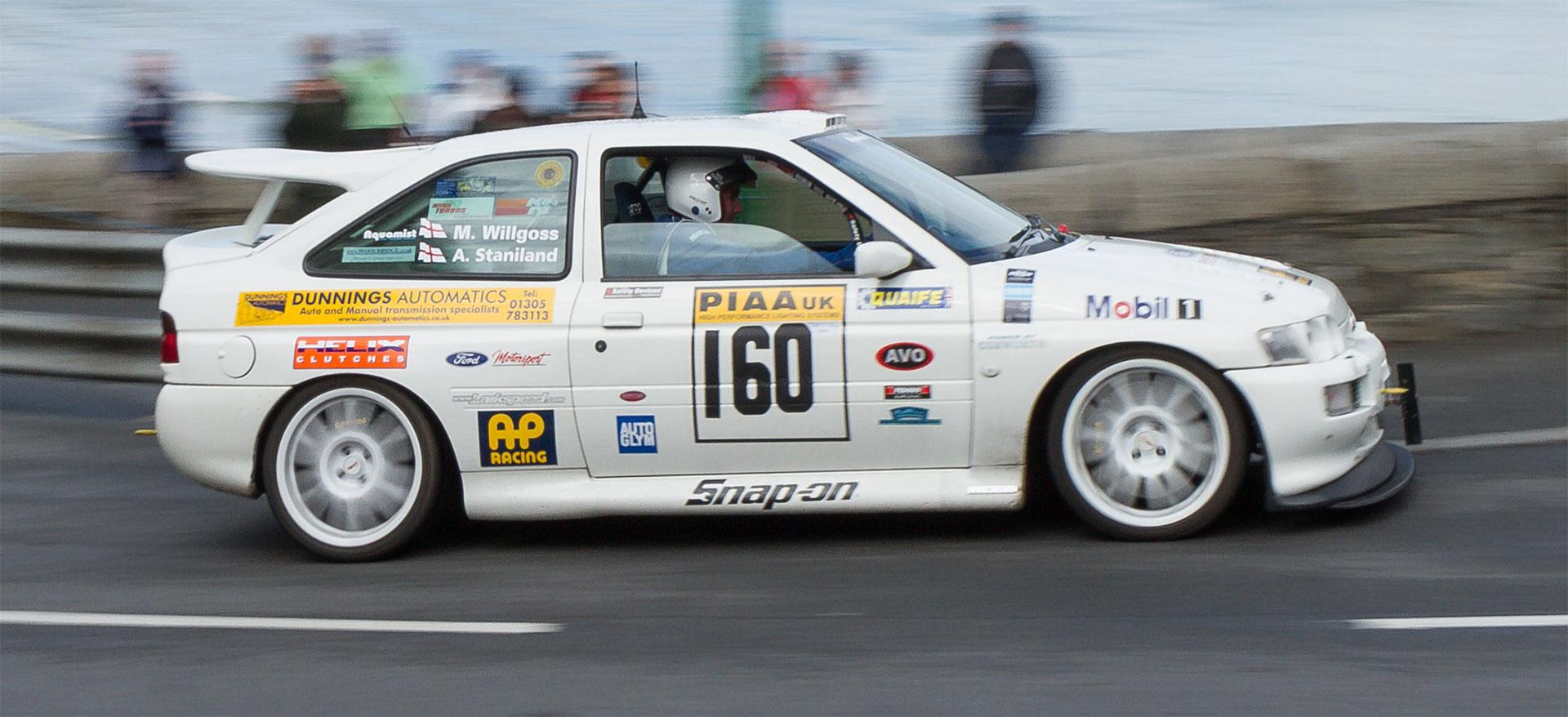1996 Escort RS Cosworth Motorsport