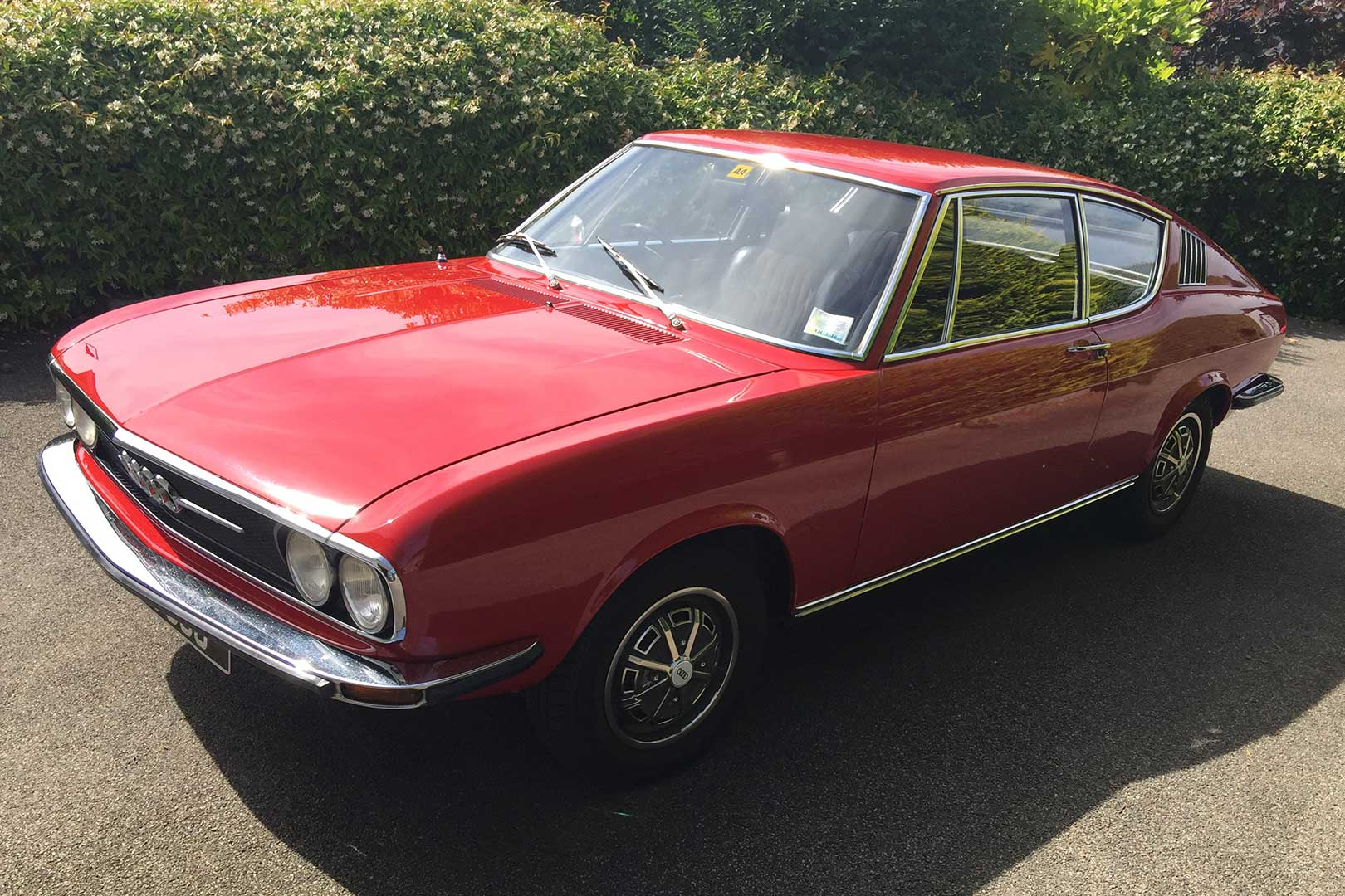 Audi 100 Coupé S 1973 - SOLD - Jersey Classic and Vintage ...