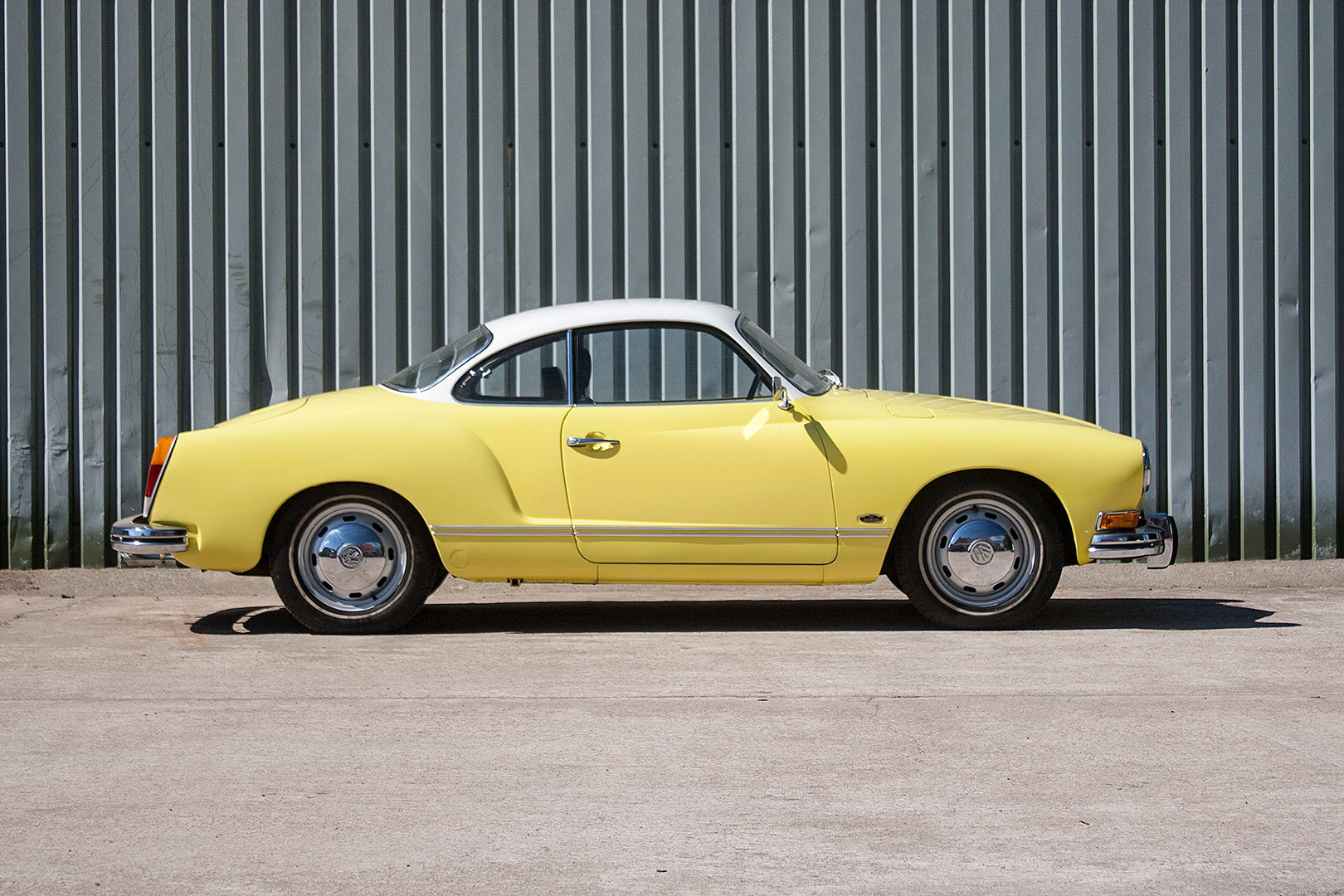 Vw Karmann Ghia 1973 Type 14 Coupe Jersey Classic And