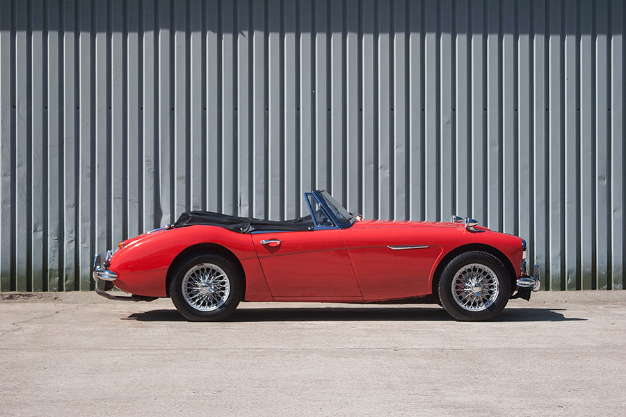 Austin Healey MkIII 2 Door Roadster