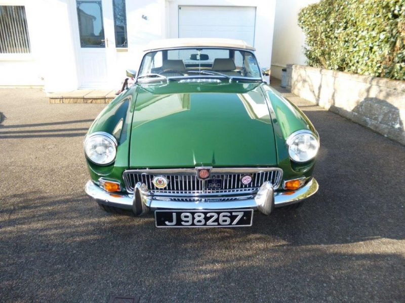 MGB Roadster for sale in Jersey