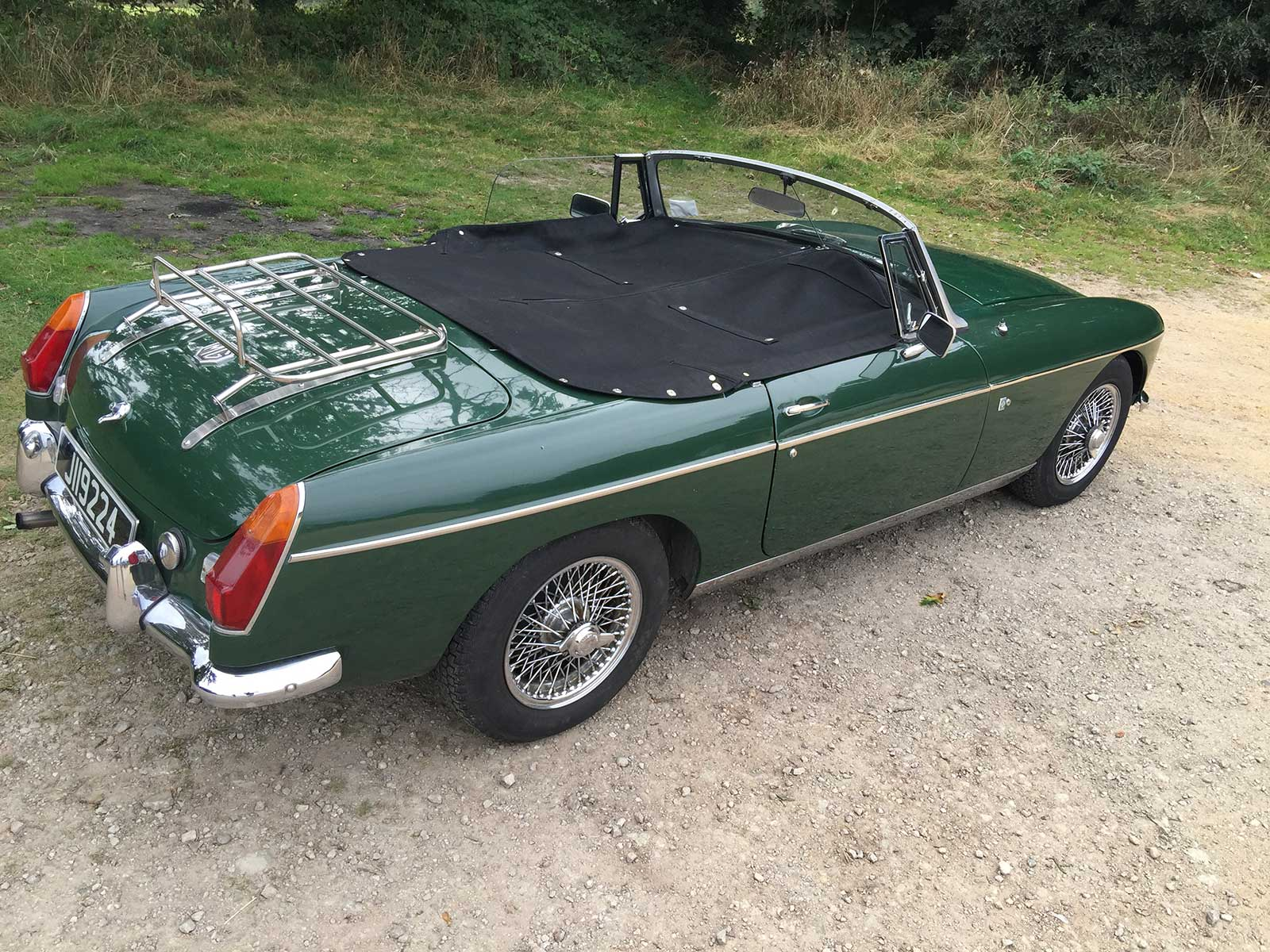 Mg Roadster Jersey Classic And Vintage Car Sales